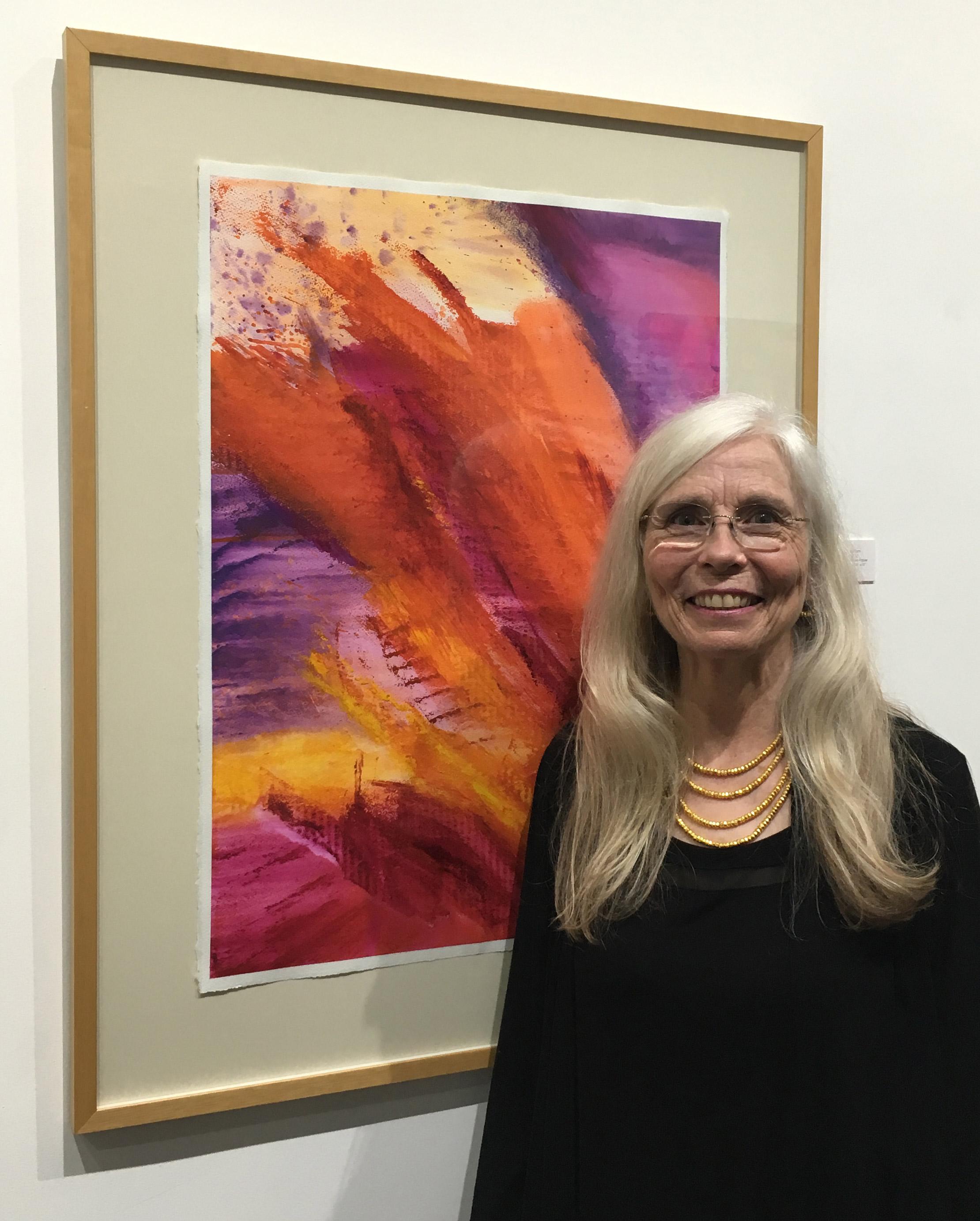 Opening: Artist Pamela Benham